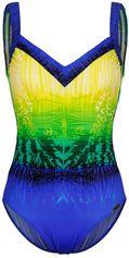 Badpak Sunflair blauw/groen/geel