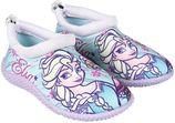 Disney - Frozen - Waterschoenen kinderen - Paars/Blauw - Maat 24