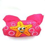 Zwemvest kinderen - Zeester rood   2 - 6 jaar   15 - 25kg   Veilig zwemmen   Zwemband   Reddingsvest   Kidzstore.eu