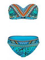Bikini Alba Moda Turquoise
