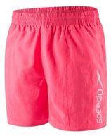 Speedo zwemshort Challenge met printopdruk roze