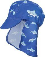 Playshoes - UV zonnepetje voor kinderen - Shark
