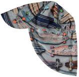 Molo - UV Zonnehoed voor jongens - Nando - Board Stripe