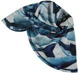 Molo - UV Zonnehoed voor jongens - Nando - Whales