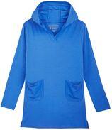 Coolibar - UV-jurkje voor meisjes - blauw