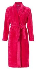 Pastunette badstof badjas rood