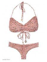 Bikini Halter Bandeau Baby Jungle