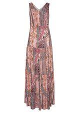 Buffalo Maxi-jurk met modieuze volants