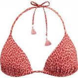 Barts Bathers Triangle Bikinitop Dames Lichtroze