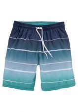 Bench. zwemshort in trendy blokstrepen-look