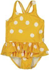 HEMA Baby Badpak Geel (geel)