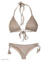 Bikini Triangle Fantasy Sand