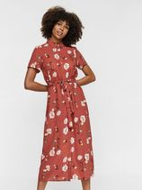 Vero Moda Midi-jurk VMMELLIE