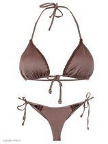 Bikini Triangle Wild Mokka