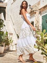Joy Bandeau Maxi-Dress
