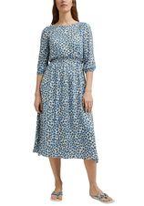 Esprit Midi-jurk zomerse print