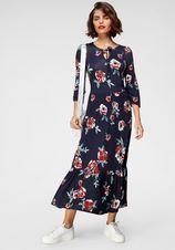 Tamaris Midi-jurk comfortabele jersey