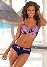 Bikini grote maten met trendy print Lascana