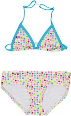 Just Beach multi color dots meisjes bikini Paris