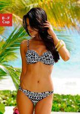 Lascana Bikinitop met beugels Grace in een modieus design