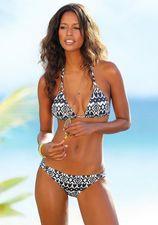 Lascana bikinibroekje Grace met gouden sierringen