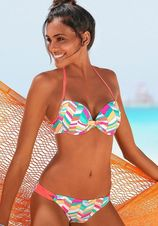 BUFFALO multicolour push-up bikini