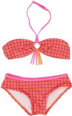 Zee & Zo pink/oranje bandeau bikini Maladiven