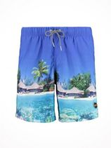 Shiwi Zwemshort Beach multi color