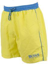 Hugo Boss Zwembroek Starfish geel