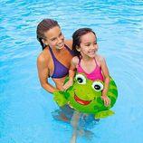 Opblaasbare Kikker-zwemband