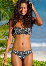 Gedessineerd bikinibroekje van SUNSEEKER