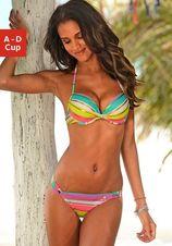 S.OLIVER Push-up-bikini met gewatteerde cups (2-delig)