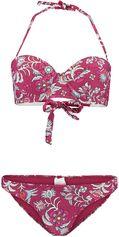 O'Neill Print Balconette Bikini Roze Bikini's