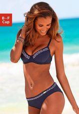 LASCANA bikinitop met beugels »Ruit«