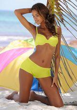 Bikinitop met beugel van BUFFALO in Happy kleuren!