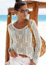 s.Oliver RED LABEL Beachwear strandtrui