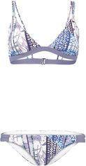 O'Neill Print Triangle Bikini Blauw Bikini's