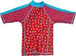 Zee & Zo rood UV T-shirt Baltrum