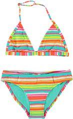 Chiemsee gestreepte triangle meisjes bikini Lana J