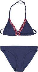 Brunotti donker blauwe meisjes triangle bikini Maira