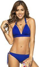 Bikini Halter Kobalt
