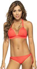 Bikini Halter Neon Oranje