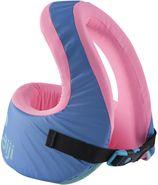 Nabaiji Zwemvest SWIMVEST+ blauw roze (15-25 kg)