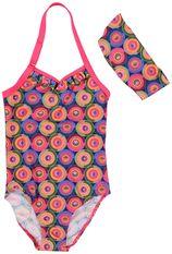 Color Kids Diva Pink meisjes badpak Tordis UV 40+