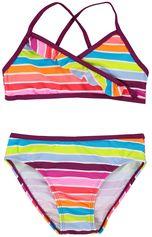 Color Kids meisjes bikini Nilje met regenboog print UV 40+