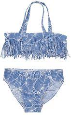 Color Kids meisjes bikini Navida jeans blue UV 40+