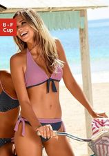 s.Oliver RED LABEL Beachwear top met beugels