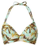 Beachlife Mix & Match halter bikinitop