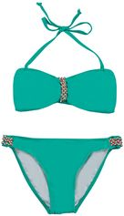 Boobs en Bloomers sea green bikini Fiene